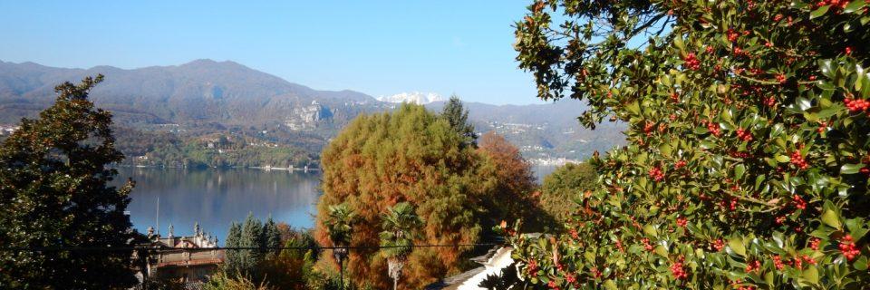 Herbststimmung am Lago d'Orta