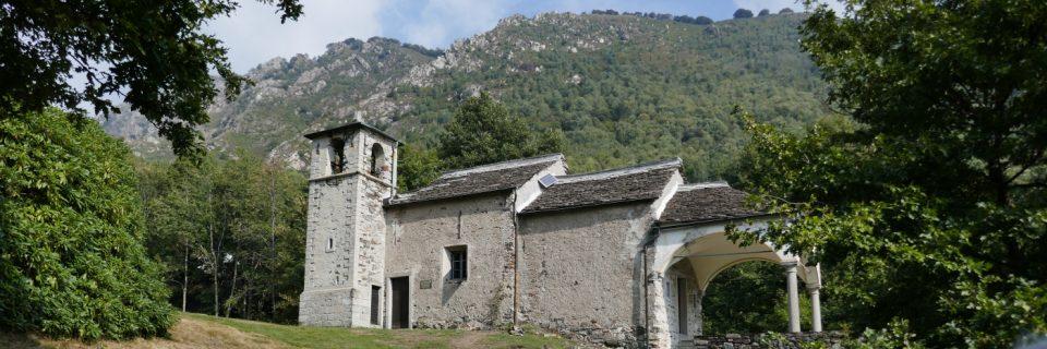 Santuario dell'Alpe Vercio