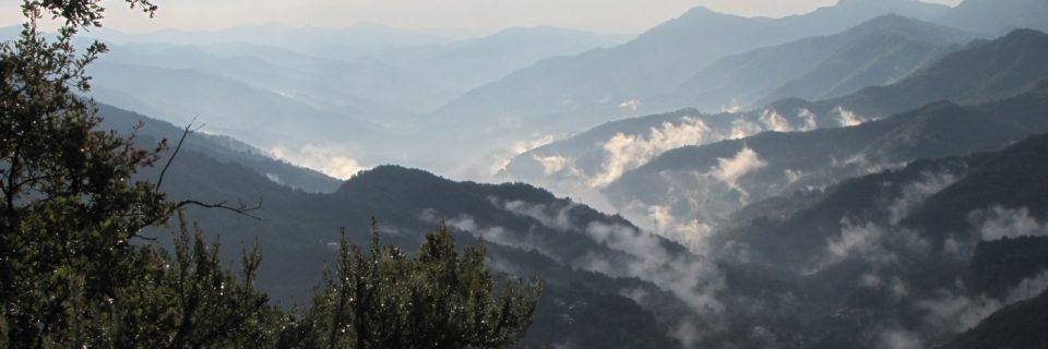 Morgenstimmung auf dem Apennin