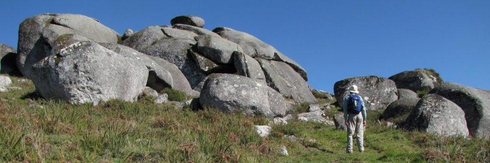 Granitlandschaft vor Germil